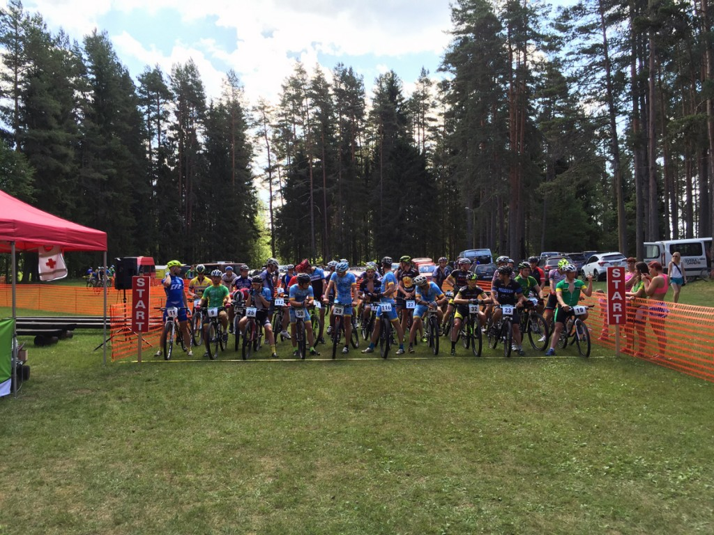 Eesti valdade suvemängud Pärnumaal Vändras Foto pressisõnumiga