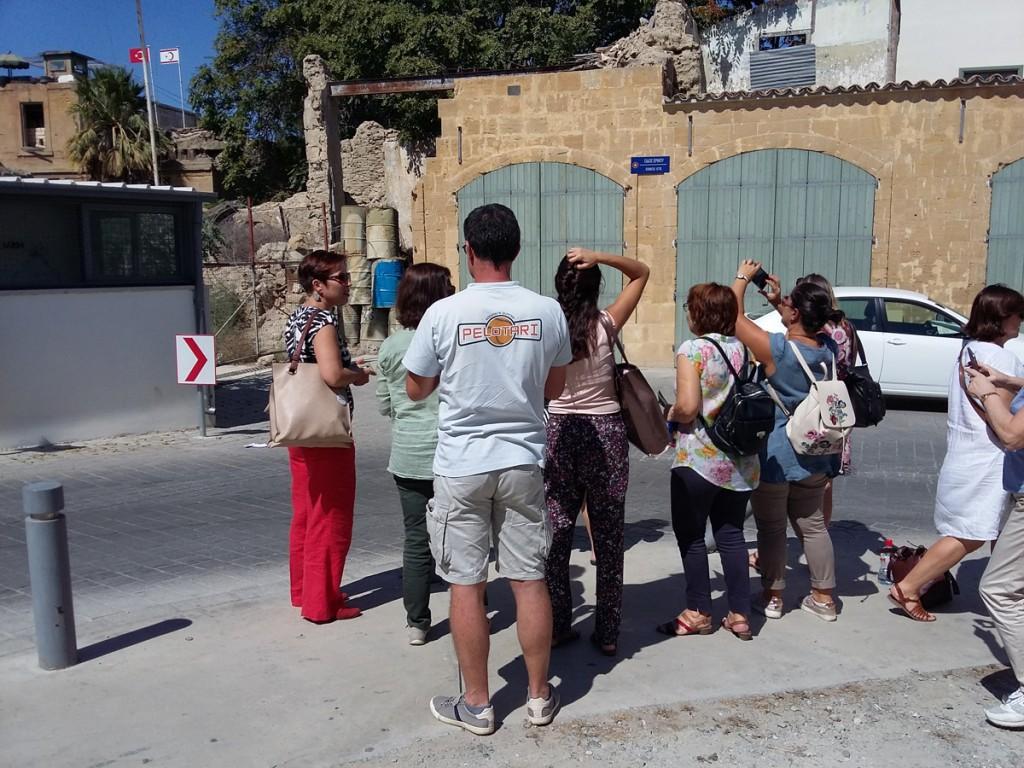 Erasmus+ projektiga Küprosel Foto Kersti Jürgenson