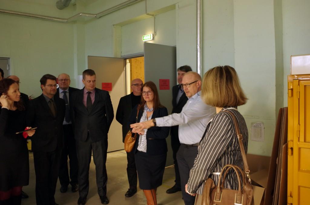Ettevõtlusminister Liisa Oviir Fein-Elast Estonias Foto Viktor Kaarneem