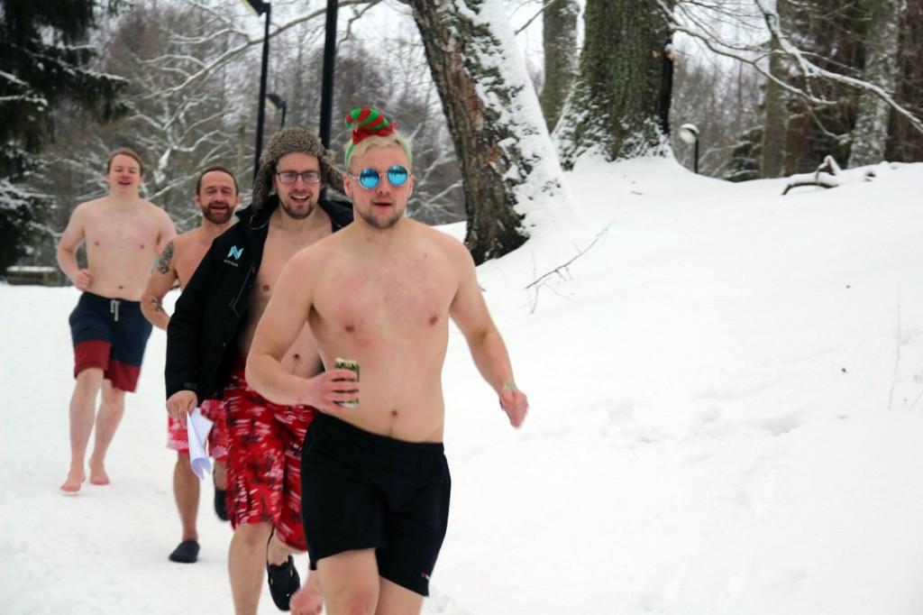 Euroopa saunamaraton 2018 Otepääl Foto Monika Otrokova