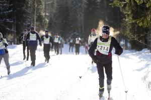 Tartu maraton võib vahel võtta hingeldama. Foto: Tarmo Haud