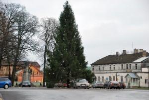 Haapsalu jõulupuu Foto Urmas Saard