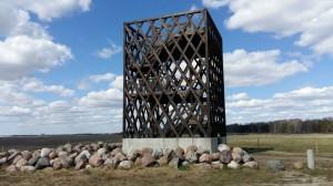 Hirve torn Pärnus. Foto: Kristiina Kübarsepp