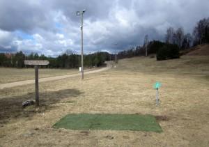 Keskkonnaamet ja Muinsuskaitseamet soovitasid disc-golfi rajatised Hiiemäelt maha võtta.