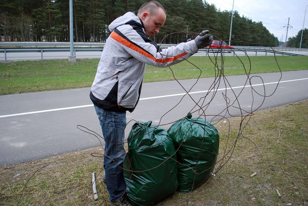 Illustratiivne pilt suurkoristuspäevast Pärnus Foto Urmas Saard