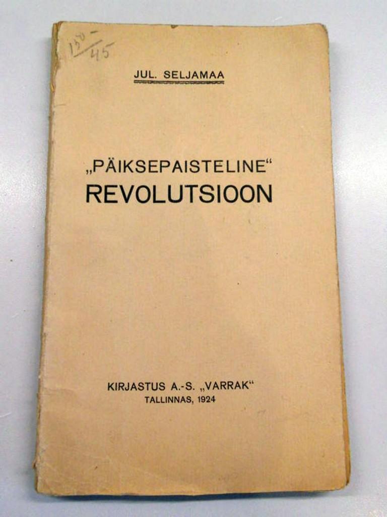 Jul seljamaa Päiksepaisteline revolutsioon
