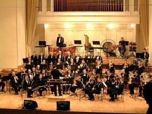 Kaitseväe orkester.