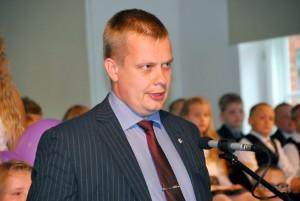 Kalev Kaljuste, Pärnu maavanem Foto Urmas Saard