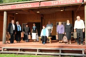 Kalju Komissarovi mälestuspreemia laureaat Abja Kolmas Voorus