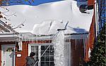 Katus ja lumi