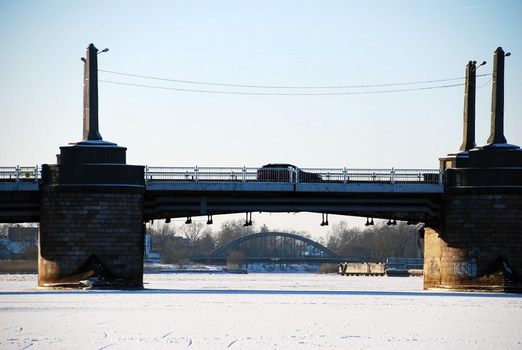 Pärnu linnavalitsus kehtestas projekteerimistingimused Kesklinna silla renoveerimiseks ja laiendamiseks