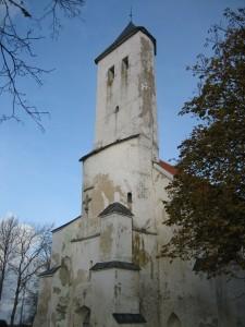 Risti kirik. Foto: erakogu