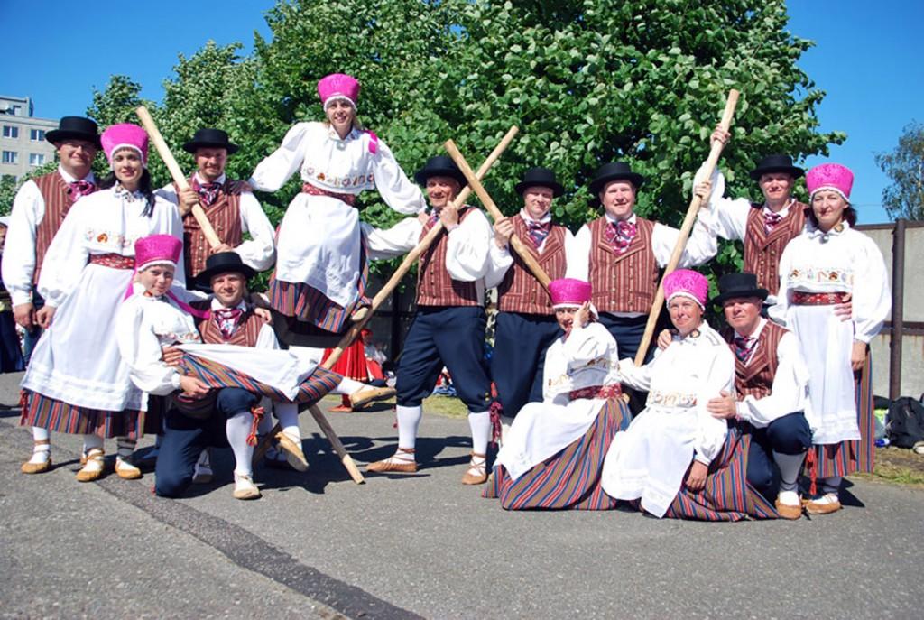 Kirmas 2014 a XXVI laulu- ja XIX tantsupeol Tallinnas Foto Urmas Saard