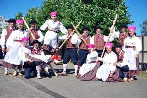 Kirmas XXVI laulu- ja XIX tantsupeol Aja puudutus Puudutuse aeg Foto Urmas Saard