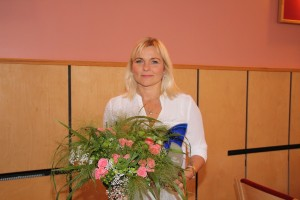 Krista Tiido, foto: Monika Otrokova