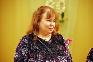 Kristi Rulli-Schvede, Paikuse naisansambel Lustilik juht Foto Urmas saard