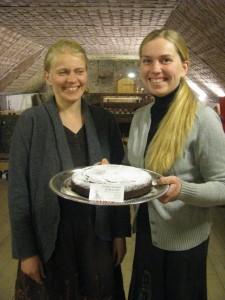"""""""Kuldne Maius 2010"""" võitjad (vasakult) Triin ja Kerti Vissel. Foto: erakogu"""