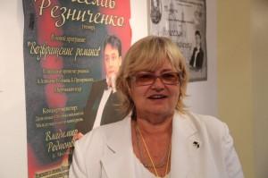 Lääne-Virumaa kogukonna pärli tiitli võttis vastu Zinaida Režnitšenko. Foto: Kodukant
