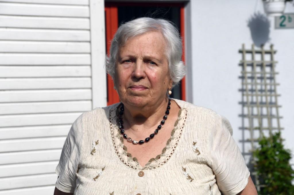 Laine Järvemäe Foto Urmas Saard