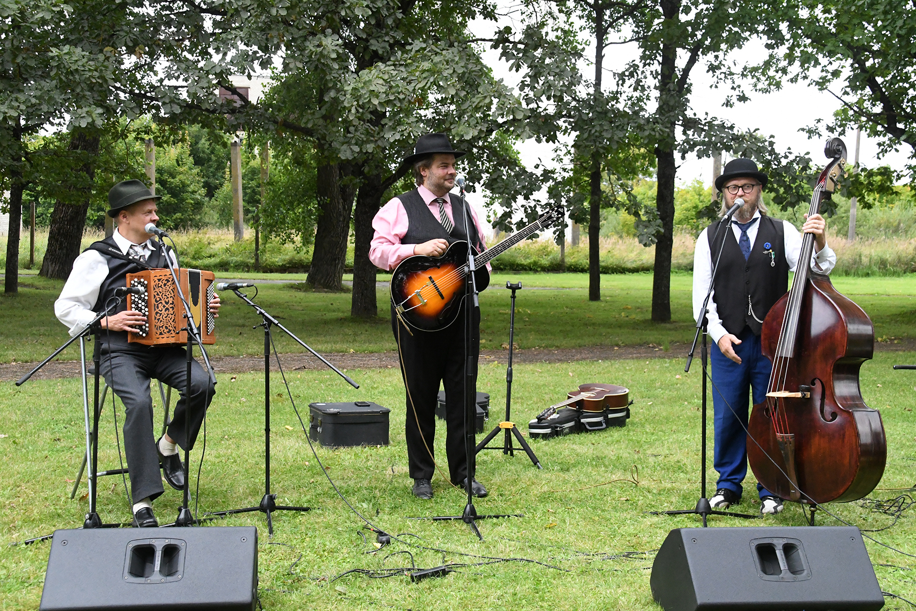 Lavassaare Trio Sindis. Foto Urmas Saard