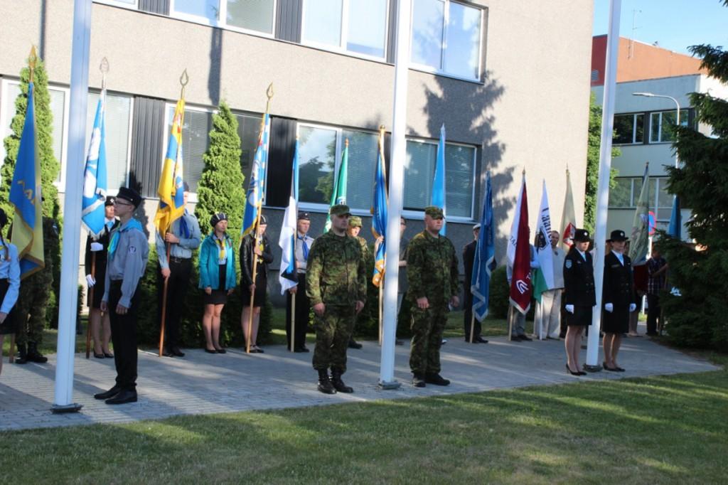 Lipu päev Haapsalus Foto Karin Luiga
