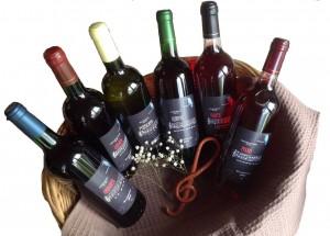 Lokko Külli veini. Pilt eräkogost.
