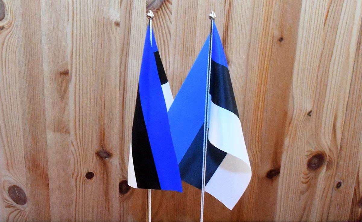 MTÜ Eesti Lipu Selts tänab. Foto Urmas Saard