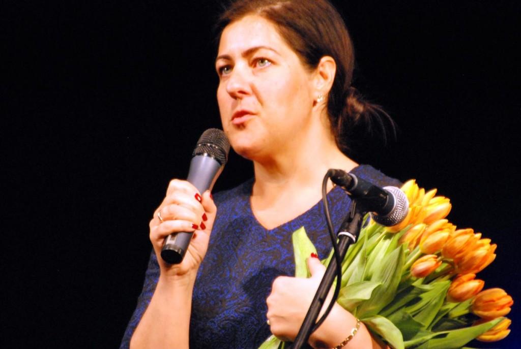 Margit Toodu, MTÜ Sindi Lastekas juhataja Foto Urmas Saard
