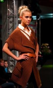 Pildil modelliagentuuri MeediaMarketing esimodell Marie-Heleene Ventsel