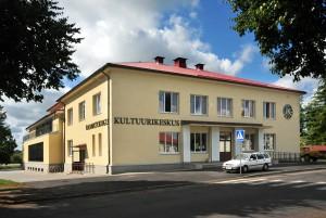 Mustvee kultuurikeskus. Foto: Johannes Haav