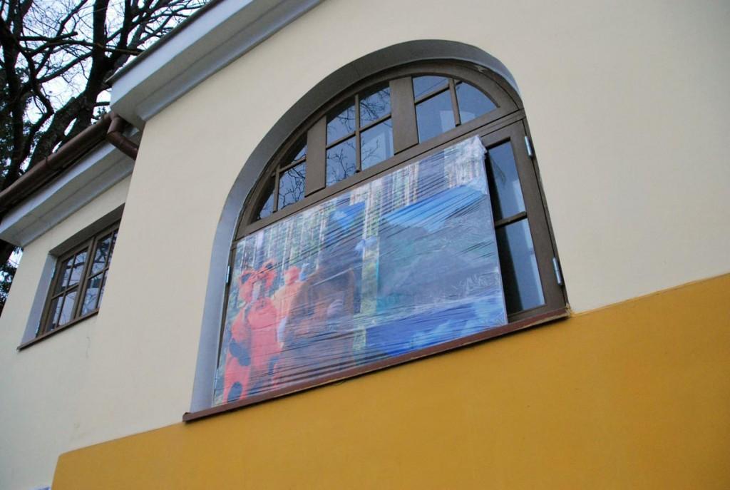 Näitus Siinmaa esinduskäimlas Foto Urmas Saard