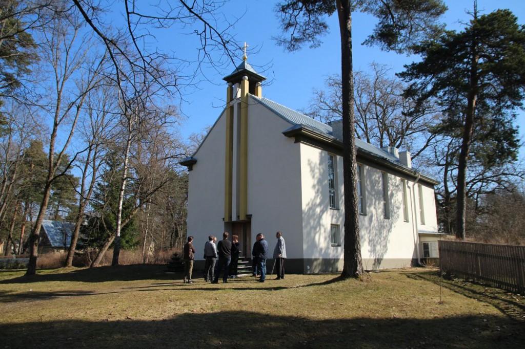 Nõmme Lunastaja kirik Foto Jukko Nooni