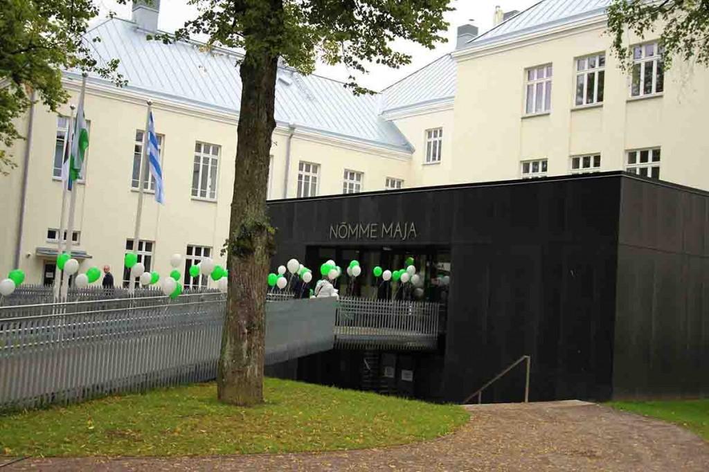 Nõmme Maja Foto Jukko Nooni