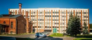 Narva haigla.