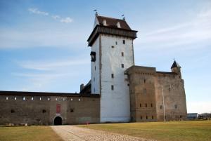 Narva linnus Foto Urmas Saard