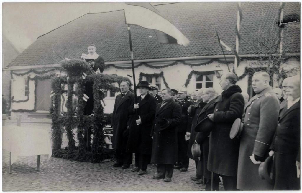 Otepää linna avamispidustused- Eesti Rahvusarhiiv, Otepää 1926.aastal – erakogu