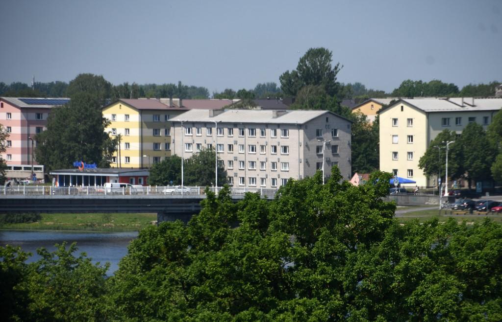Pärnu Ülejõe linnaosa. Foto Urmas Saard