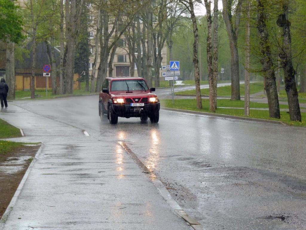 Pärnu mnt Sindis Foto Urmas Saard