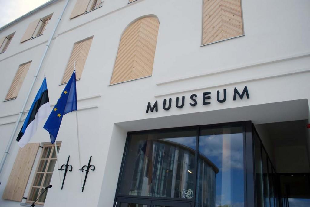 Pärnu muuseumihoone Foto Urmas Saard