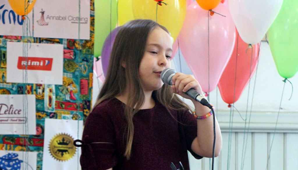 Parim noor solist Milana Zotowych esinemas Foto Mikko Selg