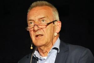 Piet Jaspaert, Europa Nostra asepresident Foto Urmas Saard