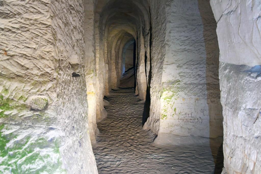 Pildil Piusa koopad Kõik kellel Piusa koopad või Taevaskojad endiselt külastamata, peaksid kindlasti just selle matkagrupiga liituma Foto Urmas Saard