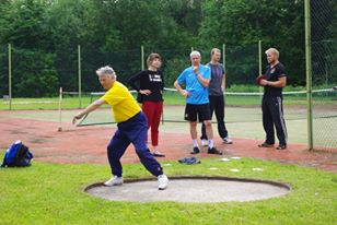 Pildil vasakult Villu Ojassalu, Sandra Lääne,  Andres Kangur ja Mattias Viljamaa. Foto: Maiu Veltbach