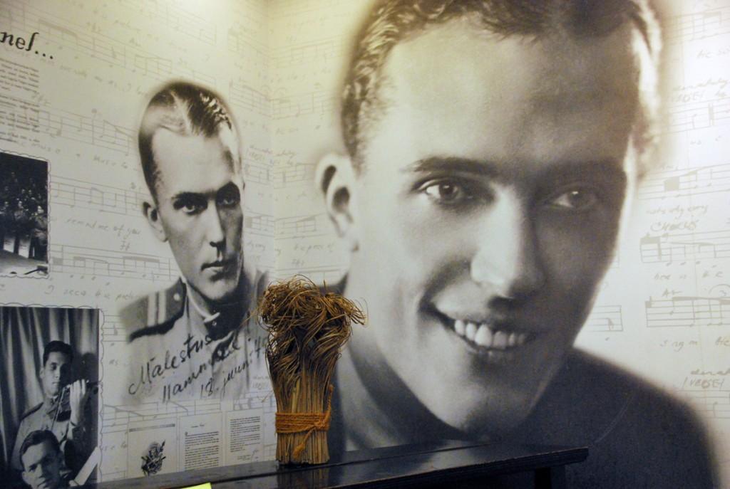 Raimond Valgre tuba Rapla kultuurikeskuses Foto Kärt Saard