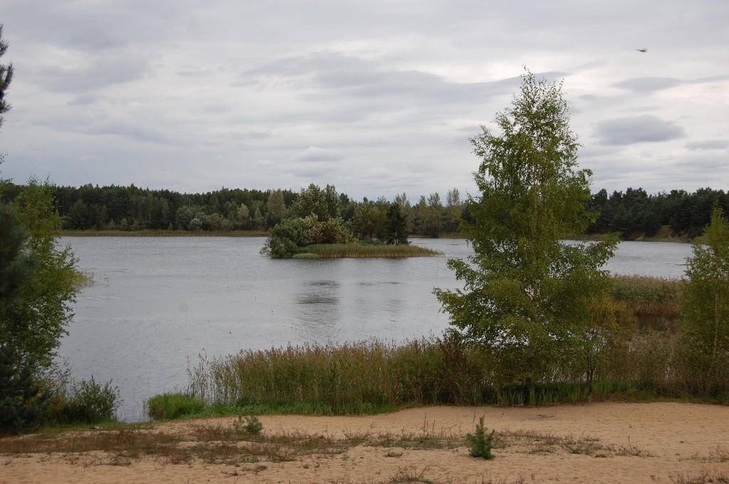 Raku järv. Foto Kerstin Raja