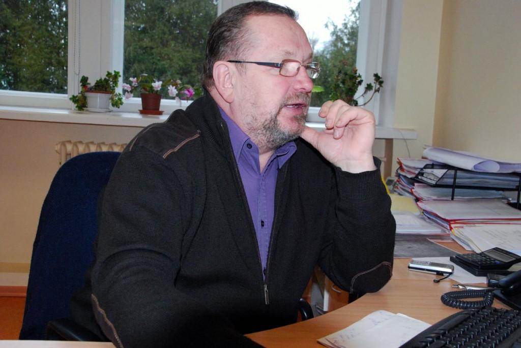 Rein Ariko, Sindi linnapea Foto Urmas Saard