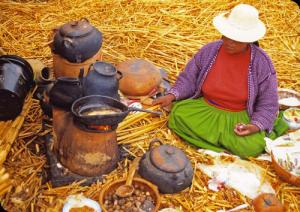 Peruu naine. Foto: germalo.ee