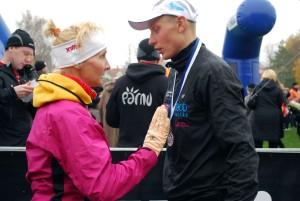 Roman Fosti, aastal 2011 Kahe Staadioni jooksu võitja Foto Urmas Saard