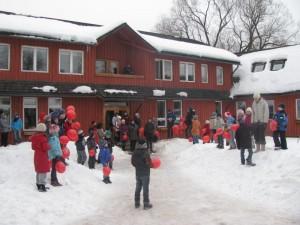 Rosma koolipere ootab koolitusele nii vanemaid kui kõiki teisi huvilisi. Foto: Rosma Haridusselts
