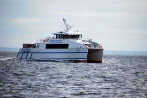 Runö Pärnu-Ruhnu liinil Foto Urmas Saard